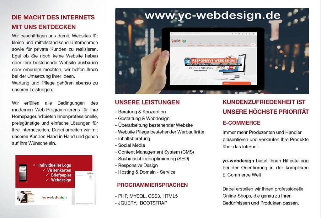 Yc Webdesign Www Yc Webdesign De Info Yc Webdesign De Yc