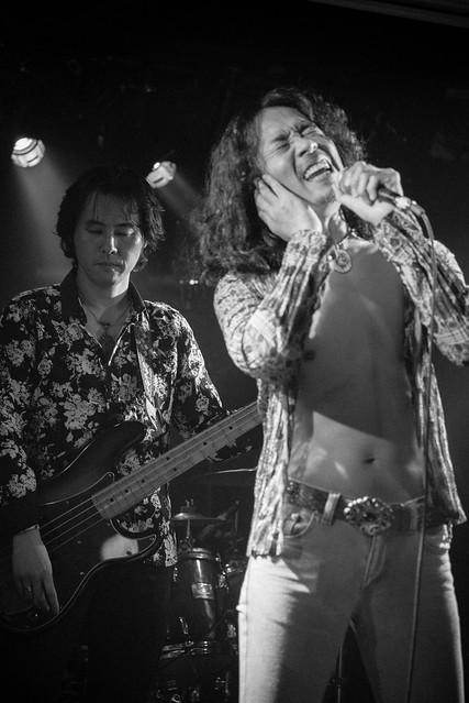 Tangerine live at 獅子王, Tokyo, 05 Nov 2016 -00150