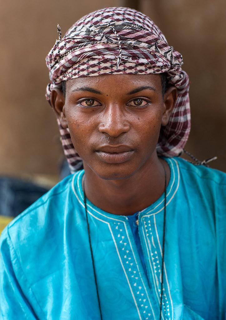 Fulani men