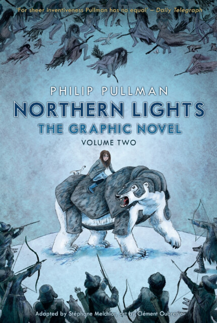 Northern Lights, the graphic novel, volume two