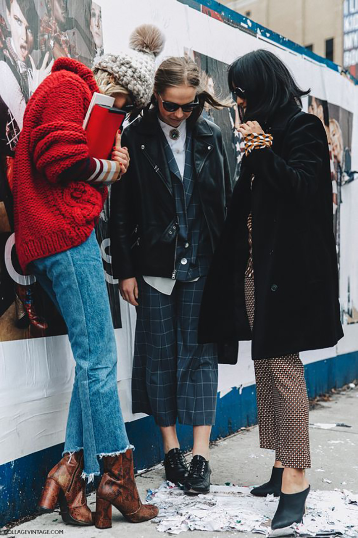 Autumn streetstyle coats sweaters rainy day outfit accessories style fashion trend7