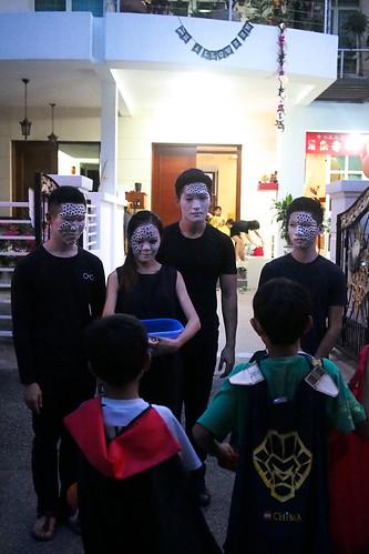 Halloween 2016 at Woodgrove, Woodlands, Singapore
