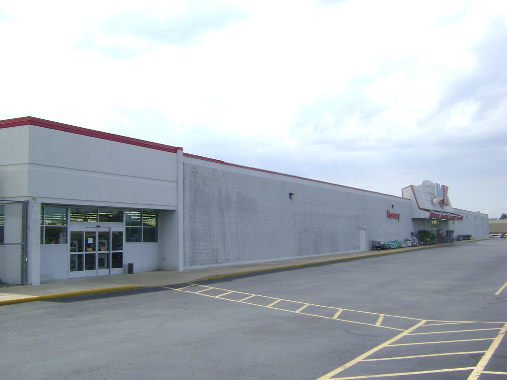 Former Kmart #7308 In Fort Smith, AR