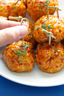 Firecracker-Chicken-Meatball-6 | by littlespicejar