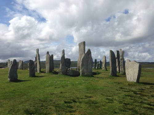 190/365 Callanish Standing Stones, Lewis | by Anetq