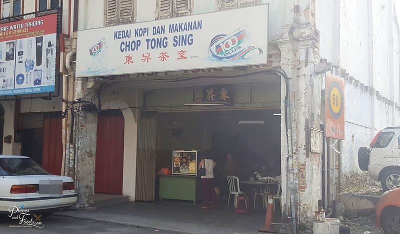 kajang chop tong sing