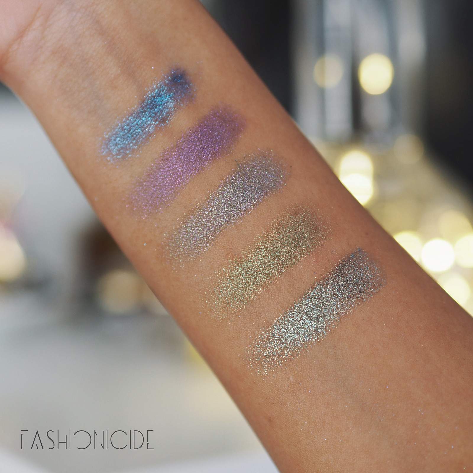 Models Own Holochrome Swatch 2