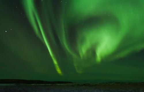 Aurora borealis / Norðurljós