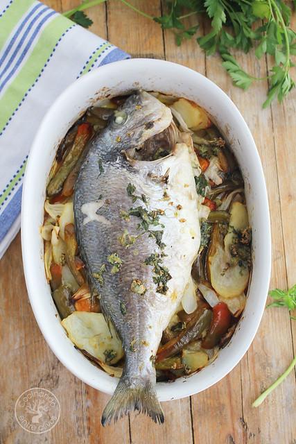Dorada al horno www.cocinandoentreolivos.com (14)
