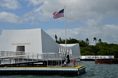 USS Arizona Monument
