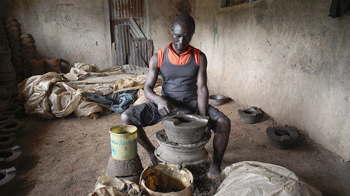 Producing Cook Stoves | by World Bank Photo Collection