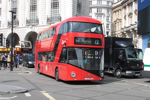 London Central LT440 LTZ1440