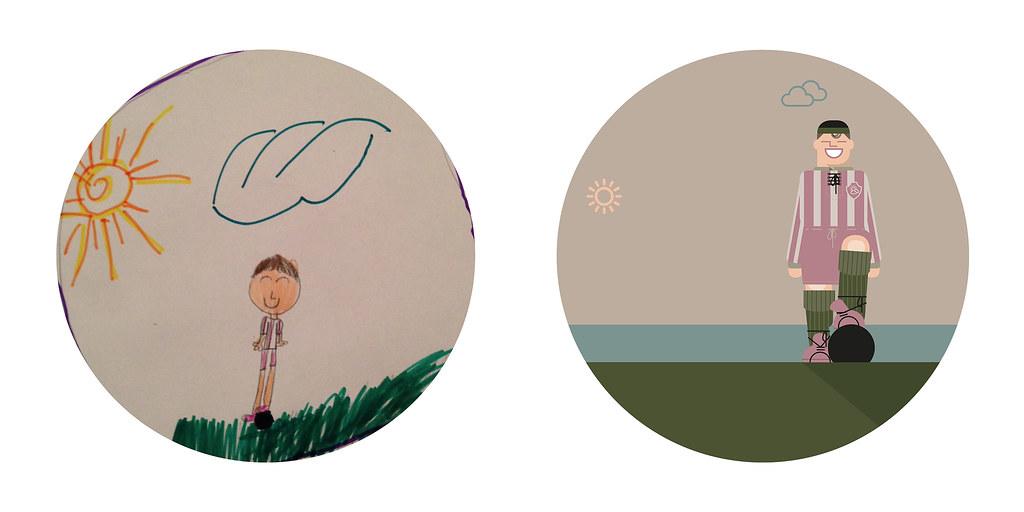 sobre um desenho da sofia pereira fabio abreu flickr