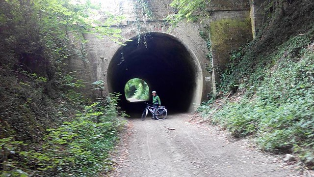 Cycling on Lost railways
