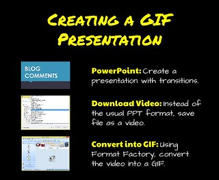 Creating a GIF Presentation | by mrkrndvs
