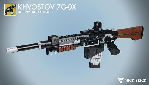 khvostov 7g how to get it