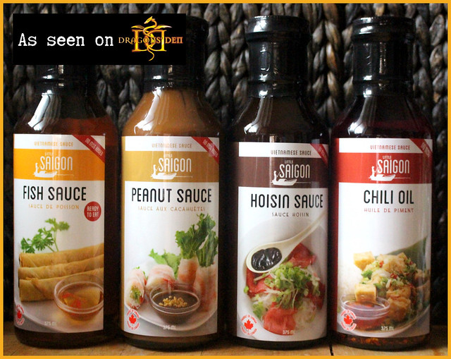 Product Review of Little Saigon Sauces