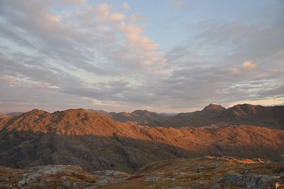 Bidein a' Chabair and Sgurr na Ciche | by Paul Sammonds