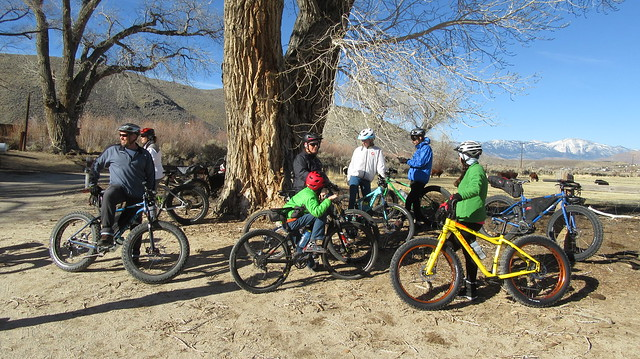 Global Fat Bike Day Carson City 2016