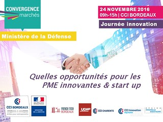 Journee innovation MINDEF - CCI Bordeaux - 24112016 - presentation cci 1 | by polenumerique33