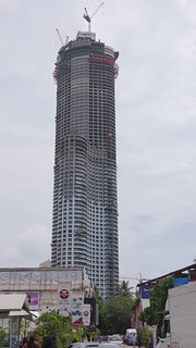WORLD ONE TOWERS By Lodha - World's Tallest Residential Tower in Mumbai - 70% Construction Complete | by arzankotval2002