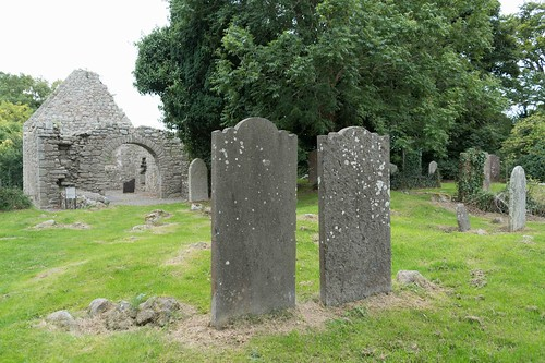 TULLY CHURCH AND THE LAUGHANSTOWN CROSSES [SEPTEMBER 2015] REF-108612 | by infomatique