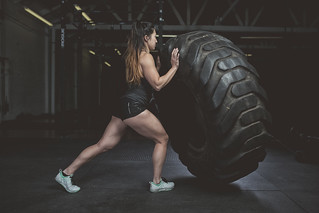 Tire Flip | by WODshop