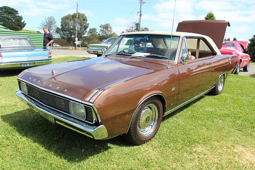 1970 Chrysler Valiant Vg Regal 770 Hardtop The Vg