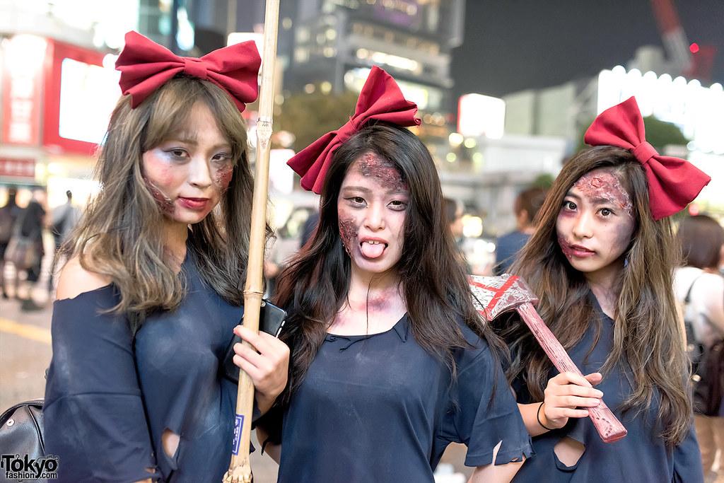 Výsledek obrázku pro japanese Halloween
