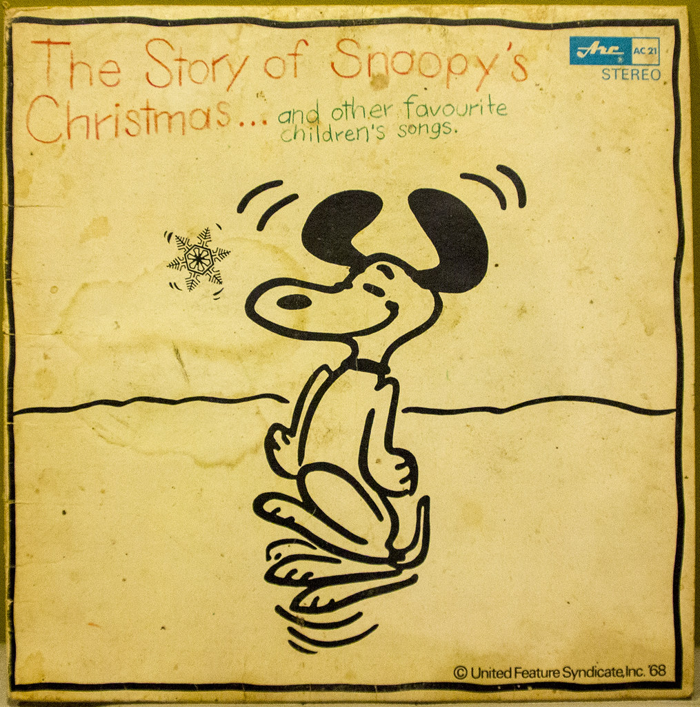 the story of snoopys christmas by rumimume - Snoopys Christmas