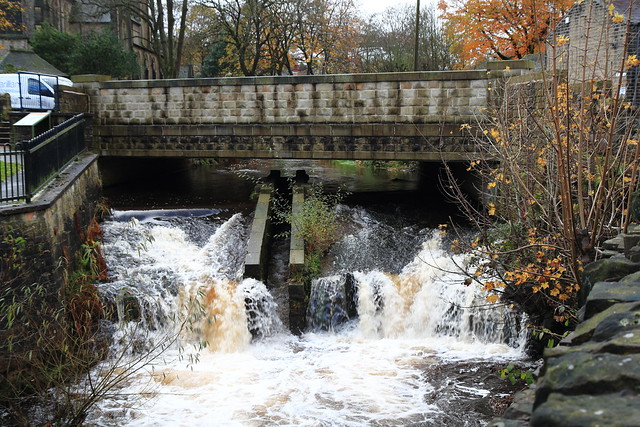 River Colne, Marsden