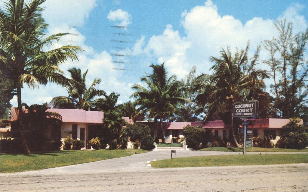 Coconut Court - Fort Lauderdale, Florida