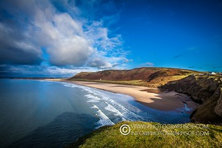 Rhossili & Worms Head