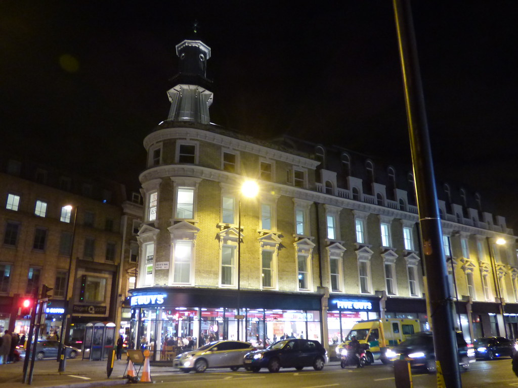Five Guys Grays Inn Road Kings Cross London By Ell Brown