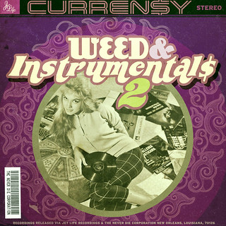Weed & Instrumentals 2 (Front) | by fortyfps