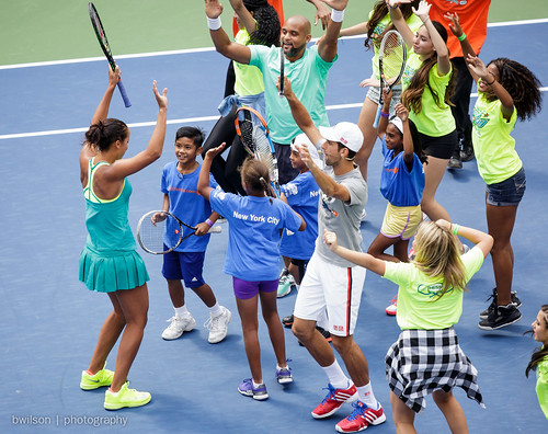 Arthur Ashe Kids Day Video
