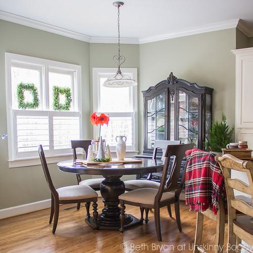 Free Home Decor Ideas: Christmas Decor Ideas Home Tour-33