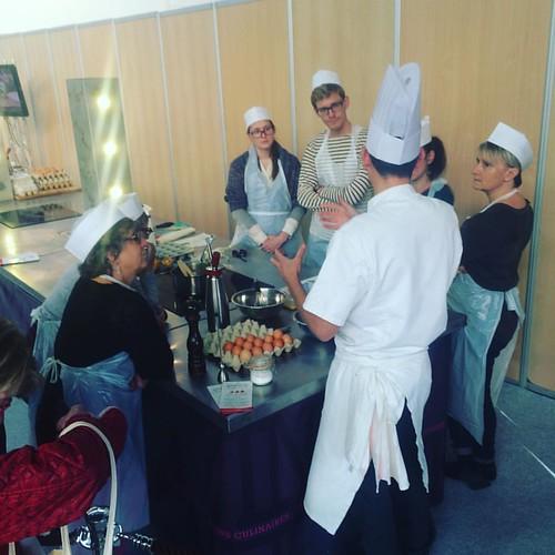 Salon tous en cuisine cours de cuisine p tit chef academy for Academy de cuisine