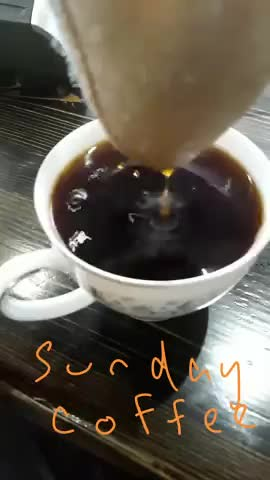 sunday coffee happiness