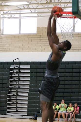 Deji Ibitayo...University of Akron Zips Alumni Basketball ...