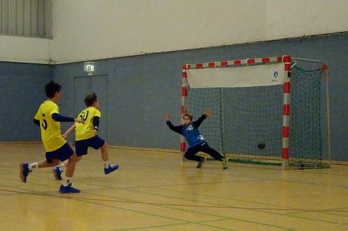 Empor Rostock U11 I 42:5 Empor Rostock U11 II