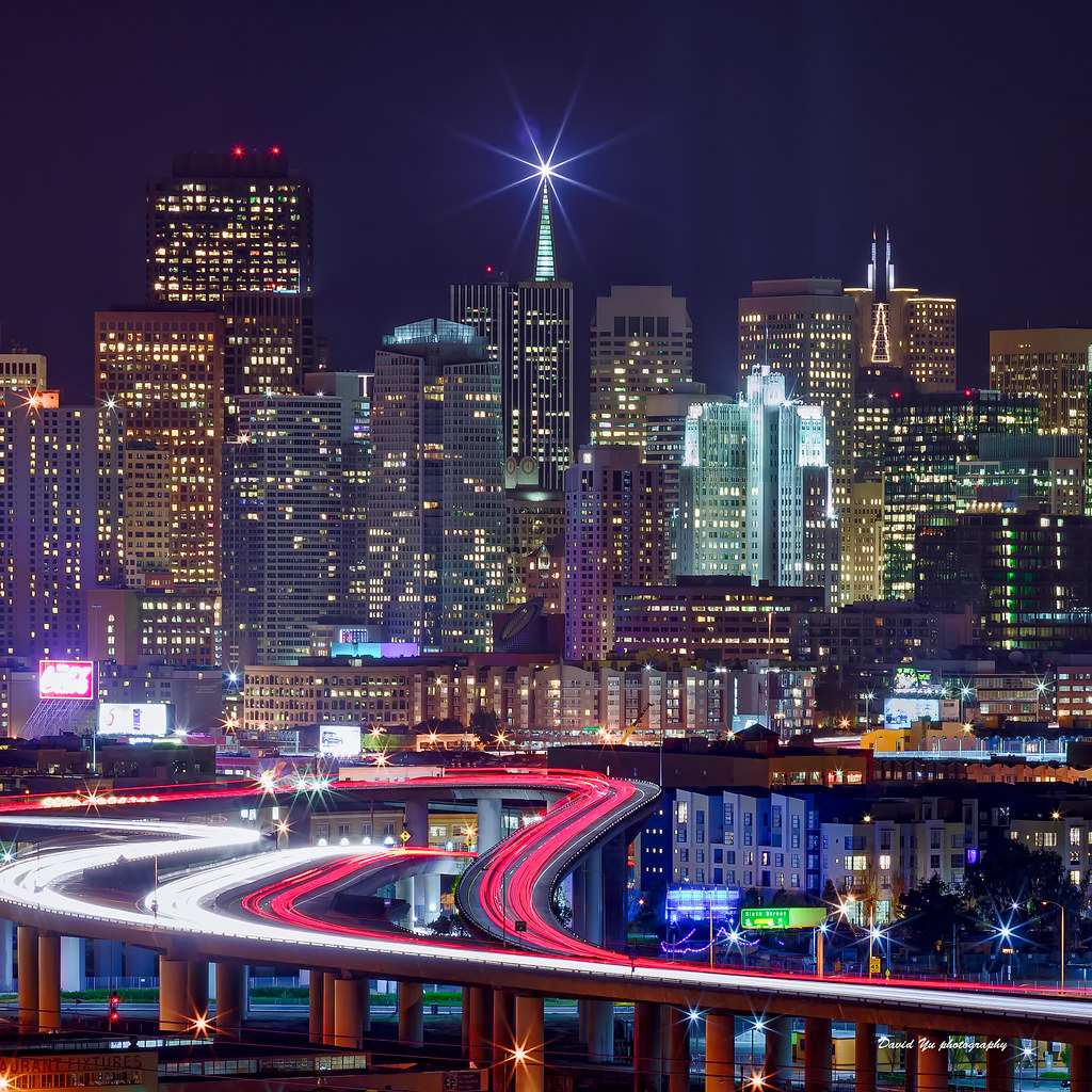 ... City Light   San Francisco | By Davidyuweb Photo Gallery