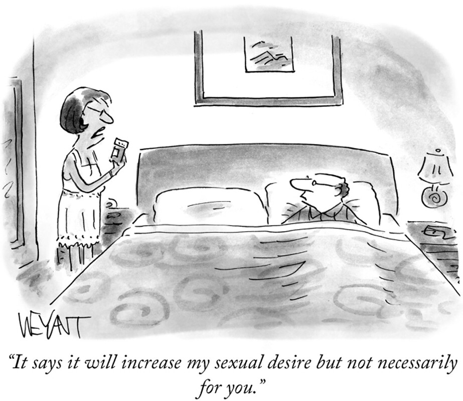 Hypoactive sexual desire disorder female