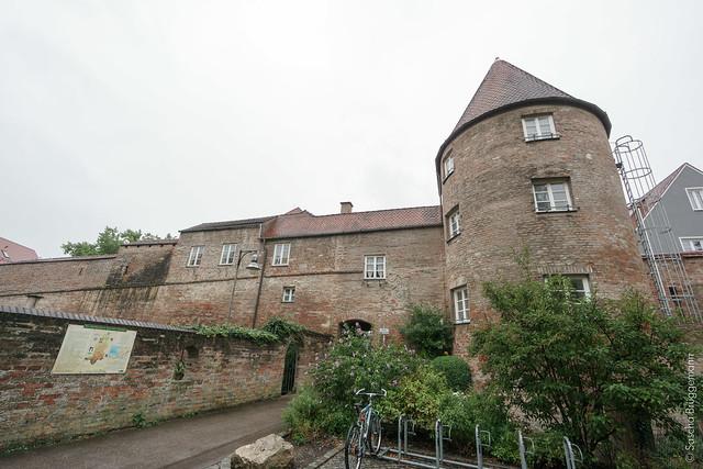 Stadtmauer Donauwörth