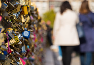 Pont neuf padlock/lovelock | by Maria Eklind