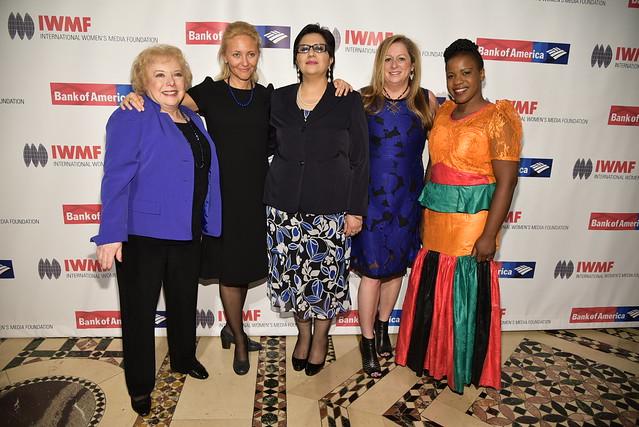 2015 Courage in Journalism Awards: New York
