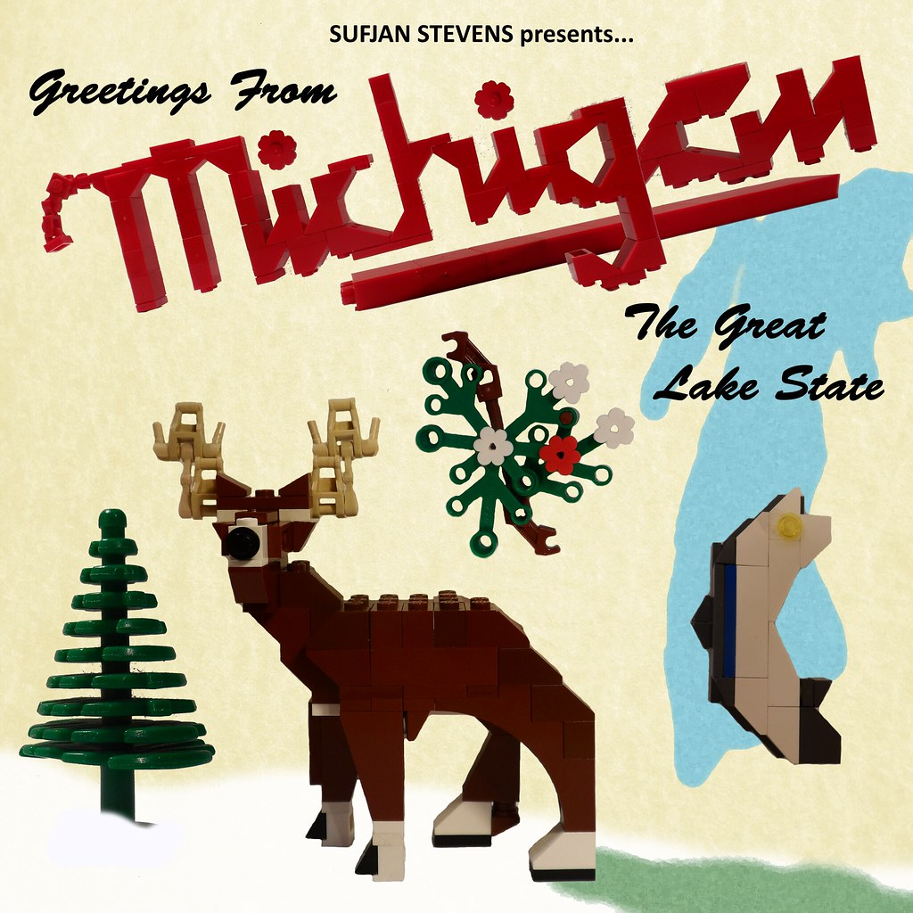 Greetings from michigan another sufjan stevens album cover flickr greetings from michigan by fithboy greetings from michigan by fithboy m4hsunfo