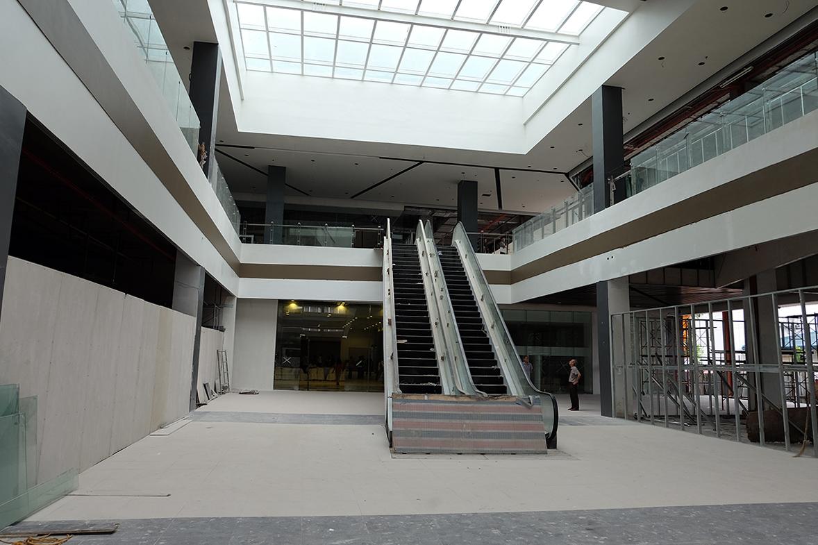 Island Central Mactan mall