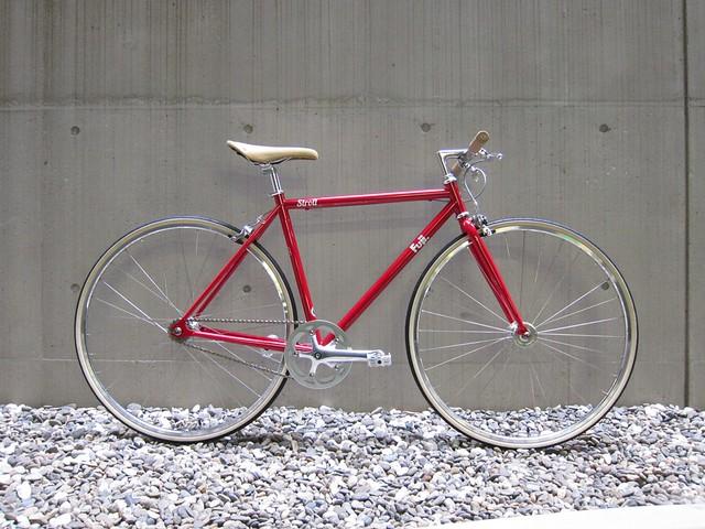 FUJI STROLL RED 01