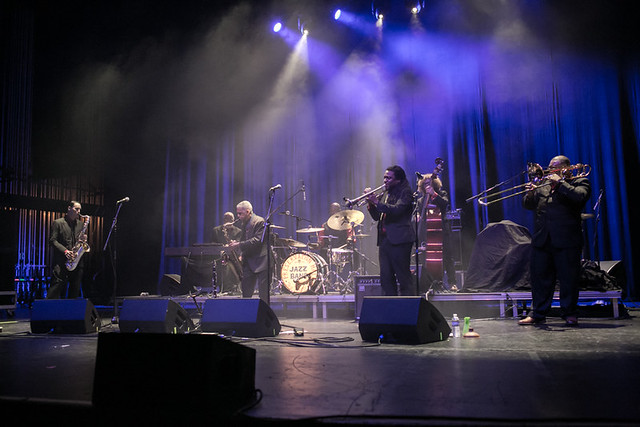 Preservation Hall Jazz Band @ Lincoln Theatre 23/09/2016